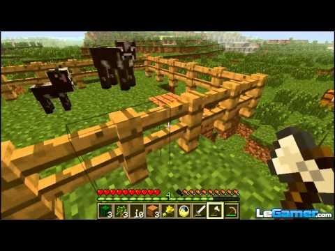 Ysto VS Wild dans Minecraft – Épisode 06