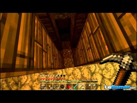 Ysto VS Wild dans Minecraft – Episode 7