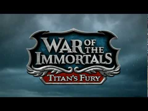 Trailer pour l'extension de War of the Immortals