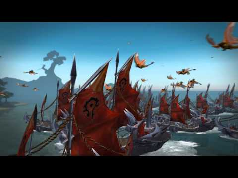 WoW MoP patch 5.1- 2 nouvelles cinématiques