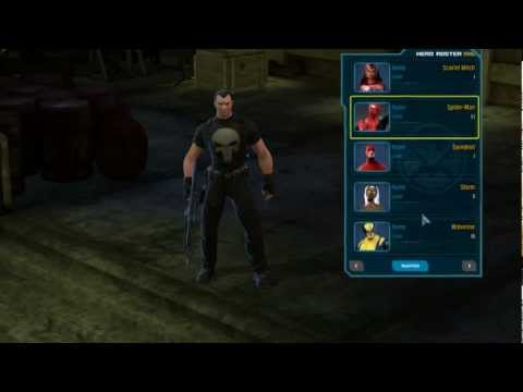 Marvel Heroes – Trailer pour le New York Comic-Con