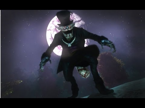 The Secret World fête son premier halloween