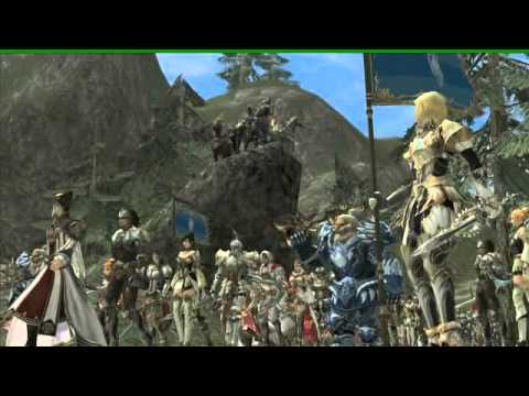 Lineage II : Glory Days trailer