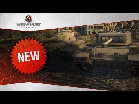 Teaser World of Tanks 8.1