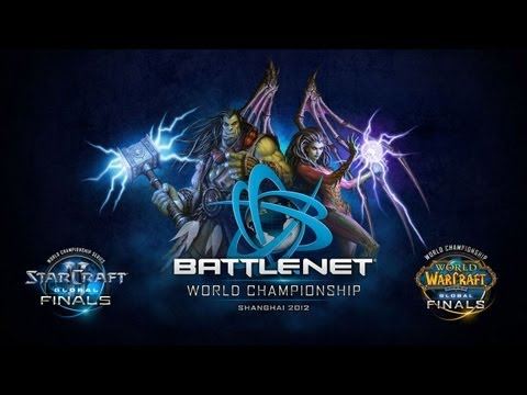 Le Battle.net World Championship est lancé