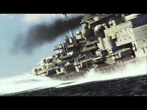 NavyField 2 – Cinématique pour le test d'évaluation public
