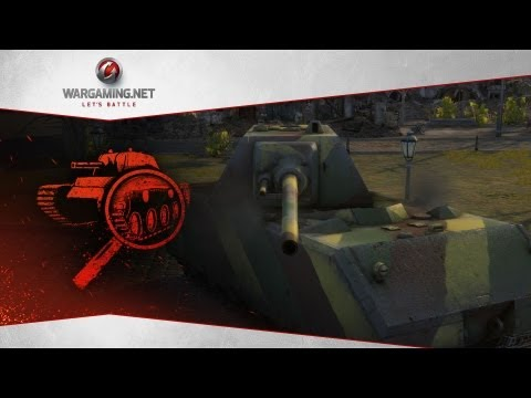 World of Tanks – Présentation du Maus