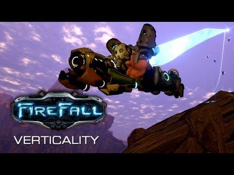 Firefall – Une nouvelle vidéo de gameplay