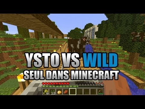 Minecraft – Ysto Vs Wild épisode 14