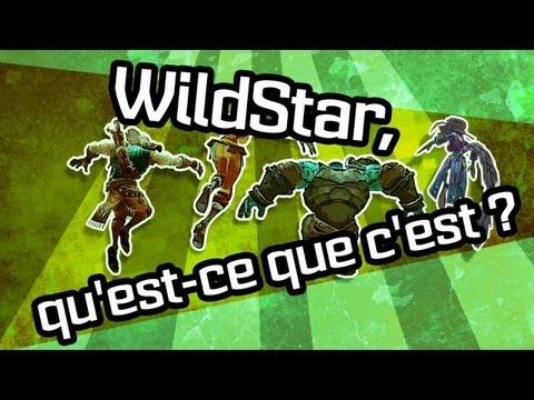 Wildstar Online – «Qu'est-ce que Wildstar ?»