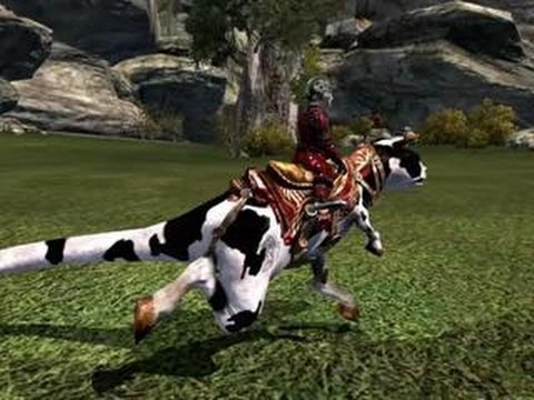 Everquest II – La Meatbeast Mount