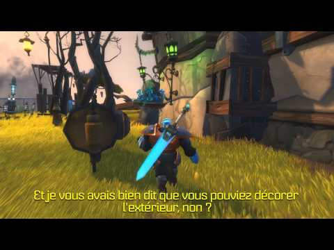 Wildstar – Le Housing dans Wildstar