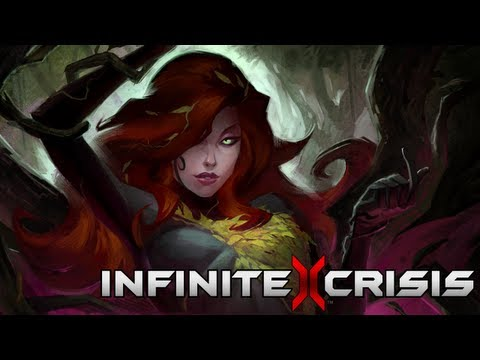 Infinite Crisis &#8211; Dcouvrez les hros prochainement jouables