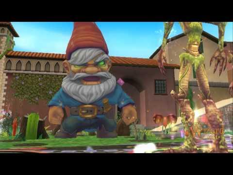 Wizard101: Trailer de Zafaria