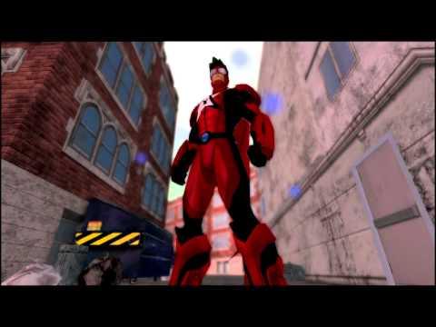 City of Heroes – trailer de la mise à jour 22