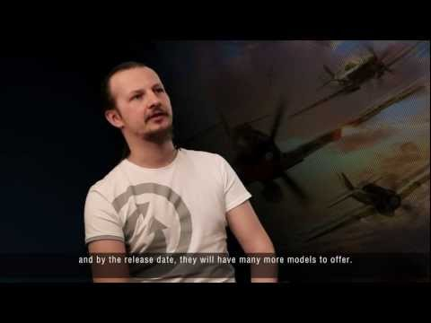 World of Warplanes – journal de développement 1