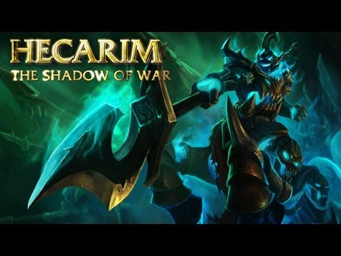 LoL Le champion spotlight d'Hecarim