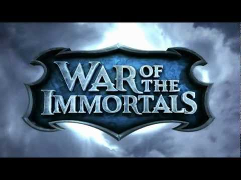 Bande annonce de War of the Immortals : Lost Omen