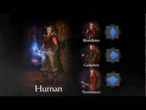 Mythos – présentation vidéo des humains