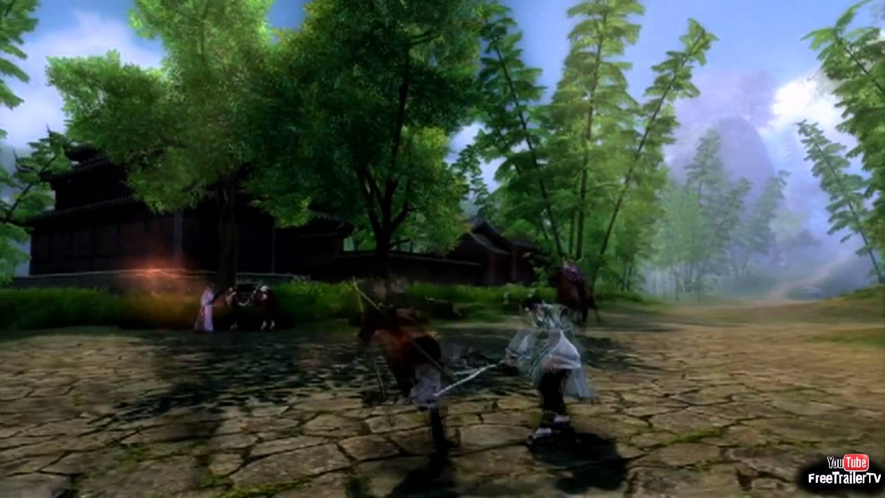 Age of Wulin – Nouveau trailer