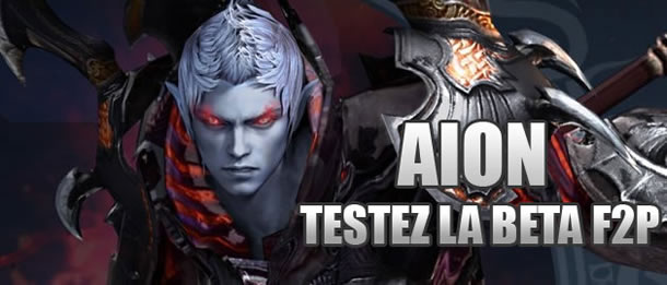 AION – 100 codes pour tester le free to play