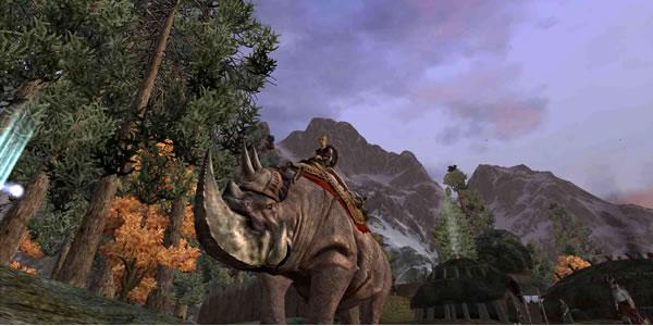 Age Of Conan: Le Rhinocéros
