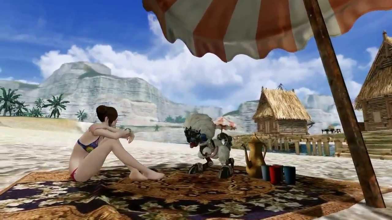 Archeage – Modèle free to play et l'été dans Archeage