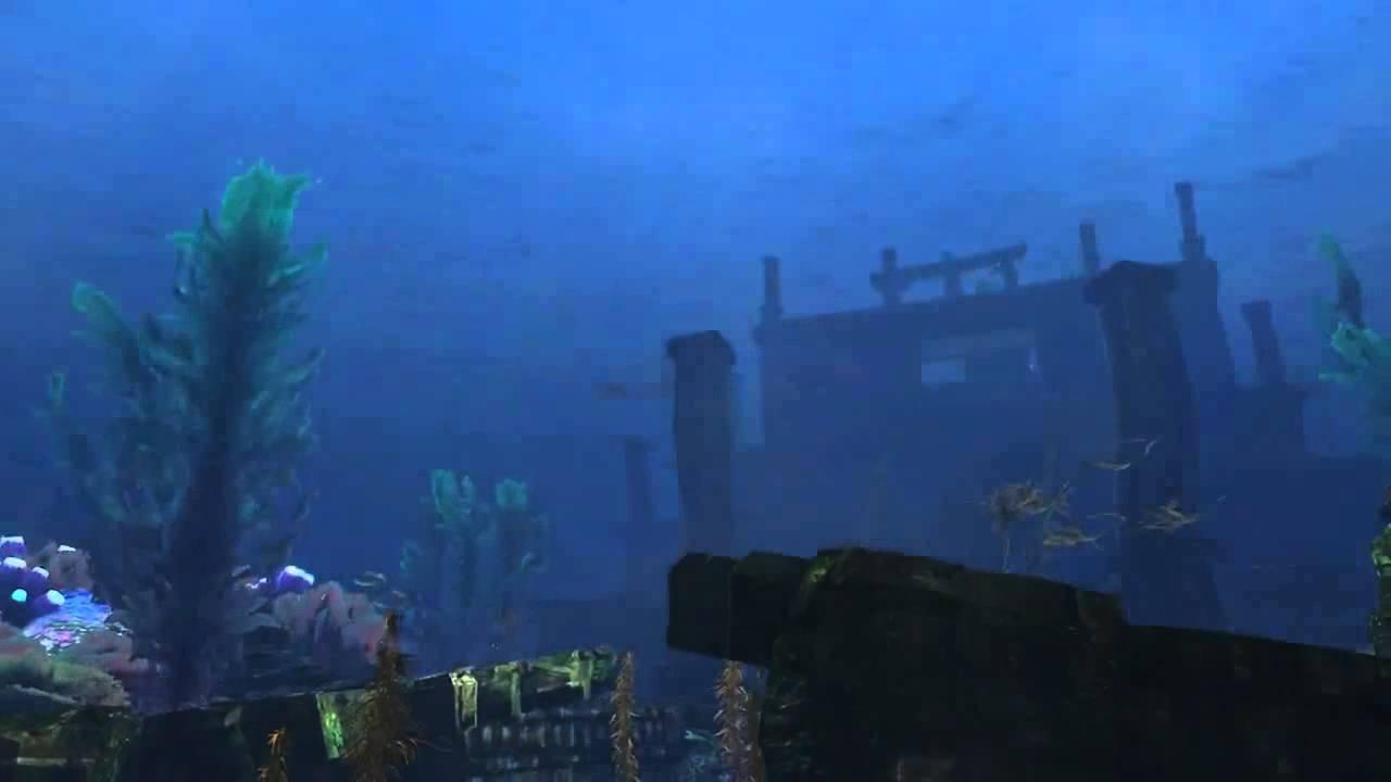 Archeage – Un donjon sous marin