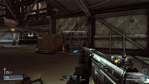 Blacklight Retribution unreal engine 3