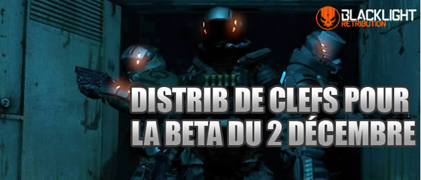 Blacklight: Retribution – 200 clefs pour la beta fermée
