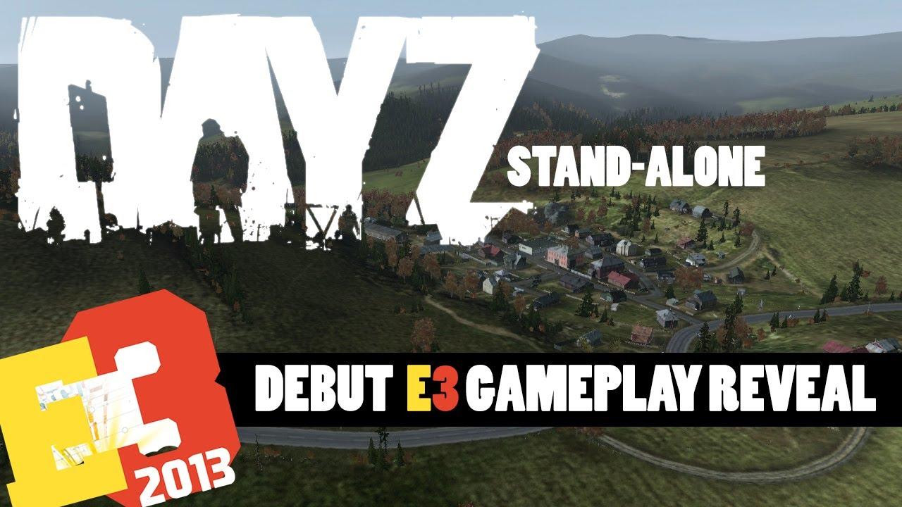DayZ – DayZ au salon de l'E3