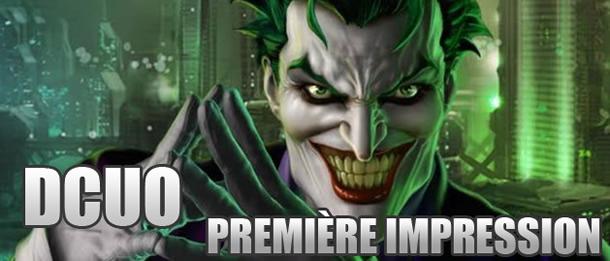 DC Universe Online: Première impression