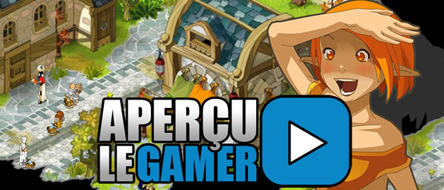 Apercu Dofus MMORPG