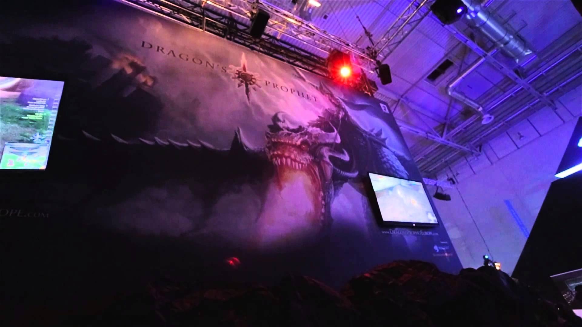 Dragon's Prophet – Making of Gamescom 2013