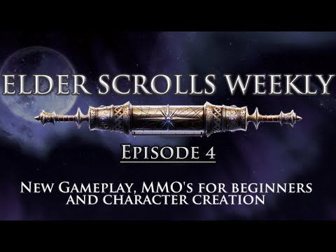 Elder Scrolls Online – Découverte du gameplay