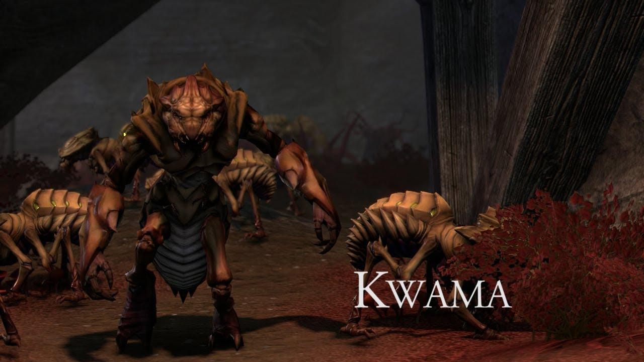 Elder Scrolls Online – Le Kwama s'ajoute au bestiaire