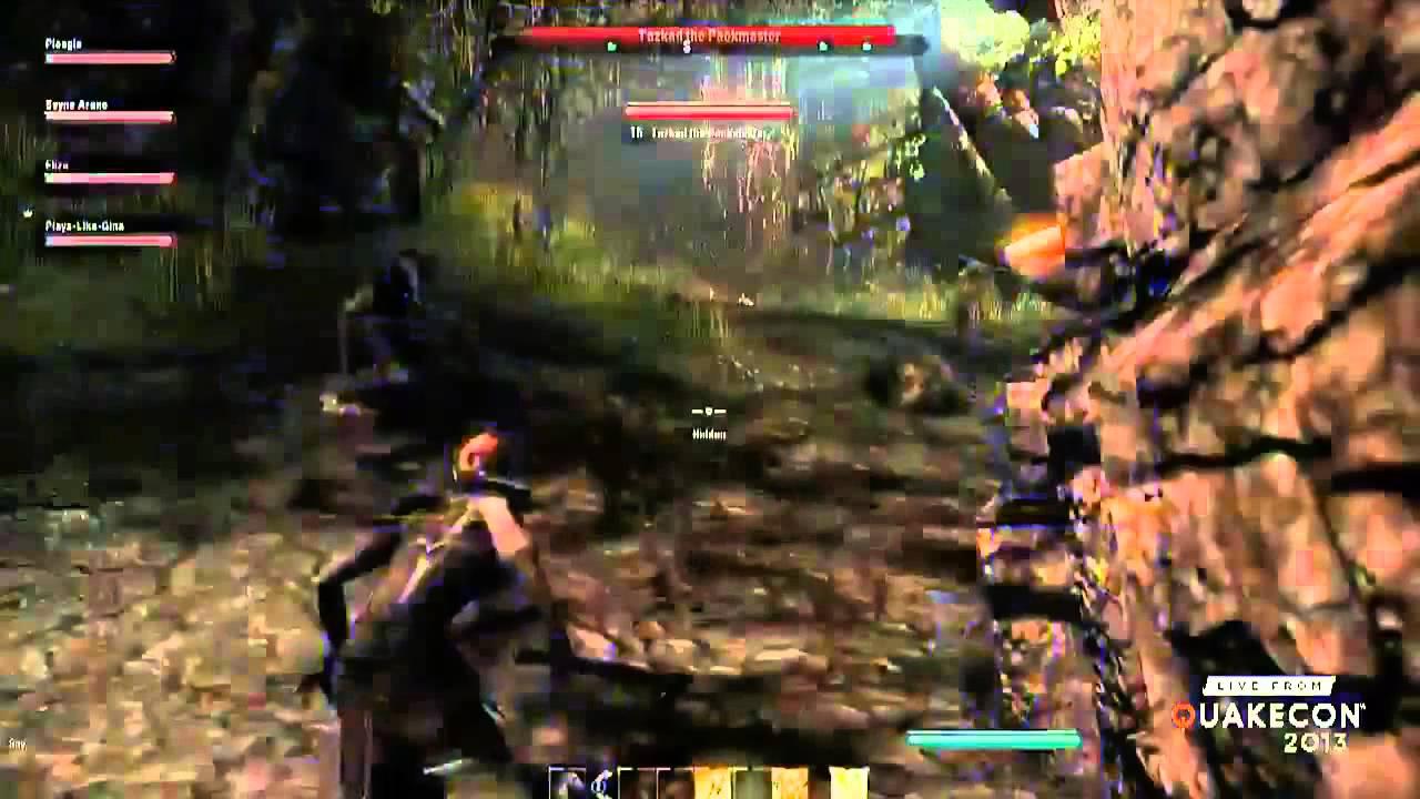 Elder Scrolls Online – Les classes en vidéo