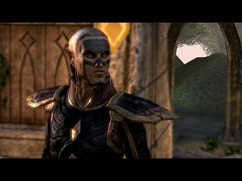 ESO – La création de personnage en vidéo