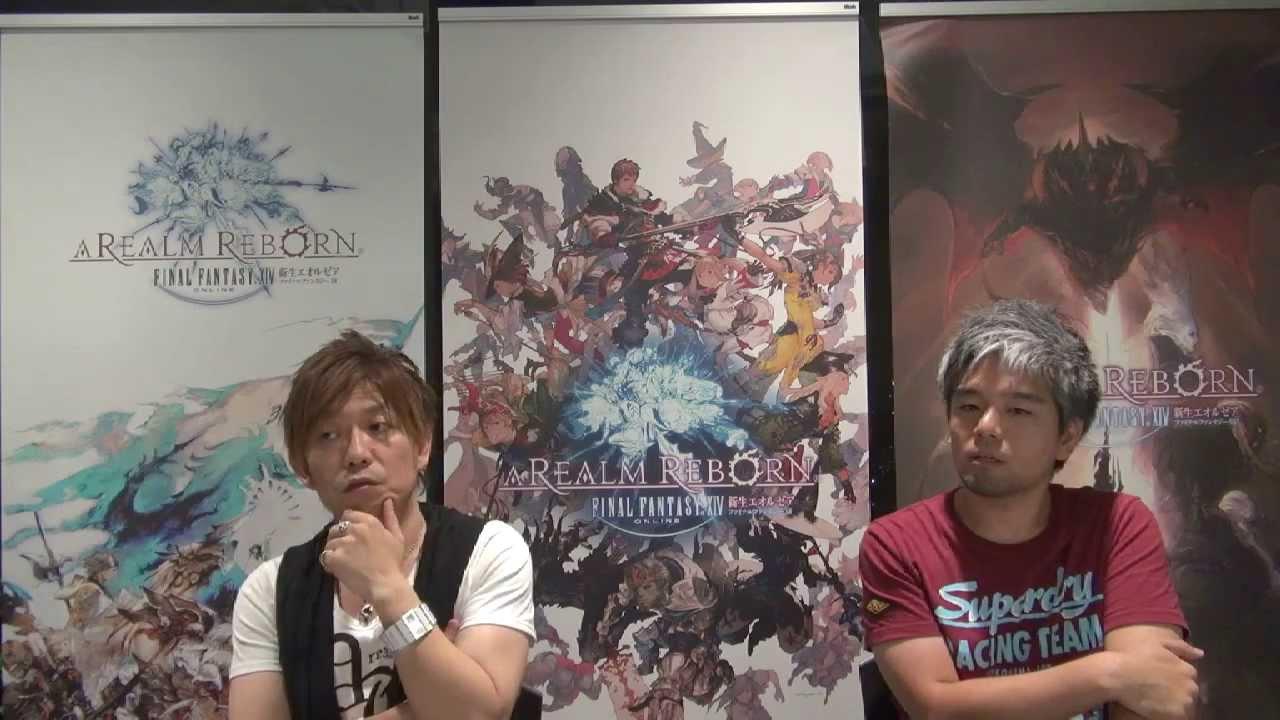 Final Fantasy XIV – Questions/réponses avec le producteur