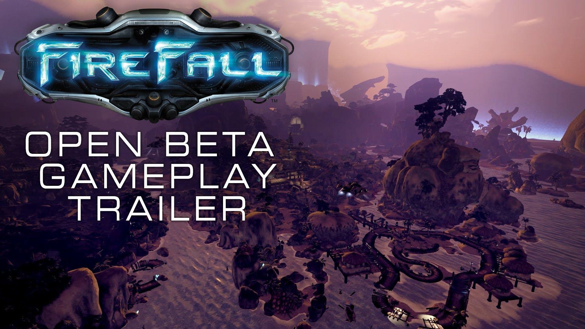 Firefall – Nouveau trailer pour la bêta ouverte
