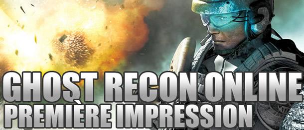 Ghost Recon Online – Première impression durant l'open beta