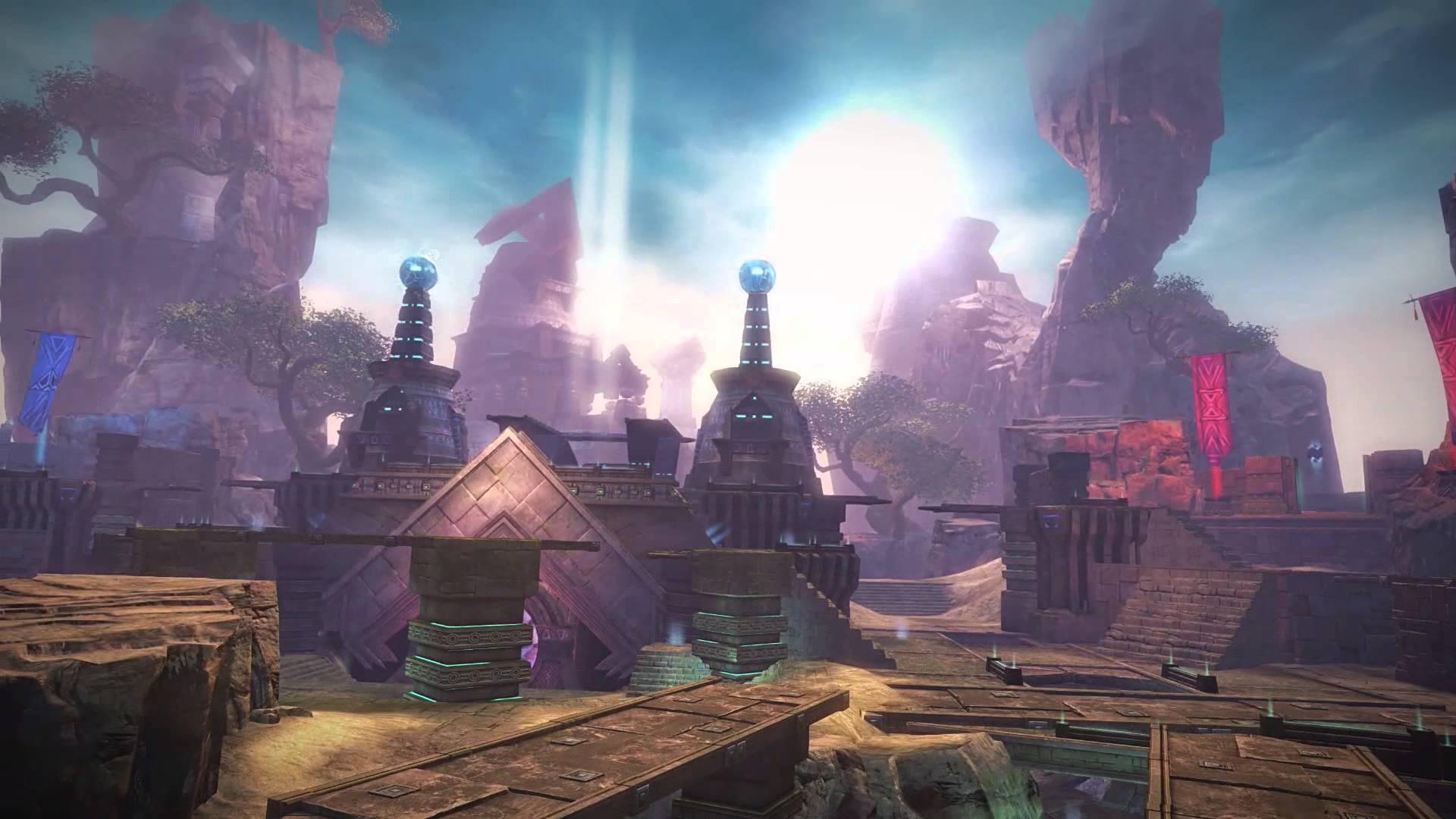 Guild Wars 2 –  Le Marteau Céleste, nouvelle carte PvP
