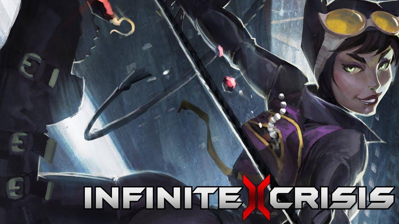 Infinite Crisis – Arrivée de Catwoman