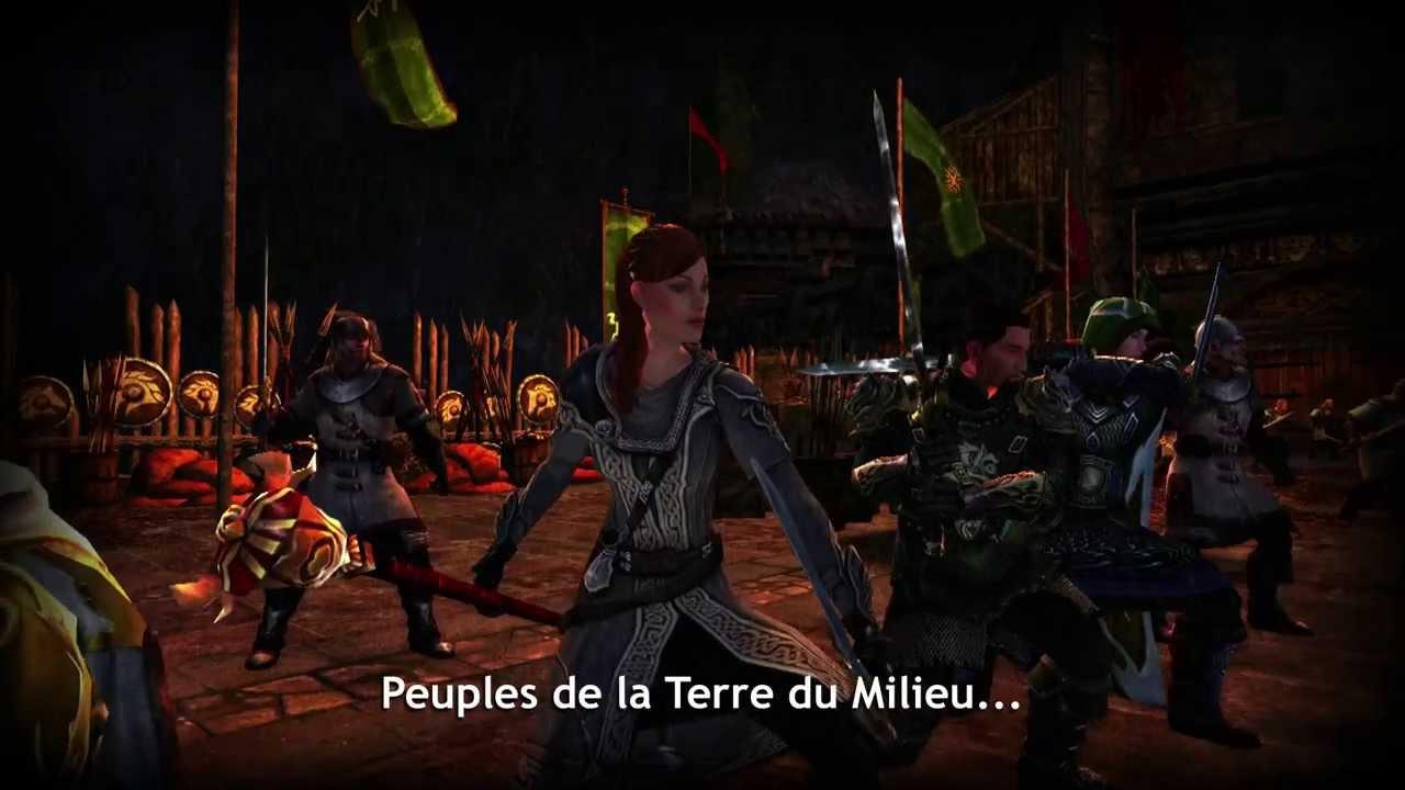 LOTRO – Trailer du Gouffre de Helm