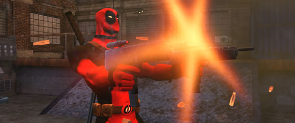 Deadpool dans Marvel heroes