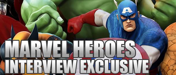 Les créateurs de Marvel Heroes répondent à nos questions