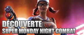 Découverte de Super Monday Night Combat