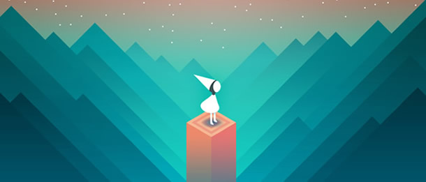Test de Monument Valley [Mobile]