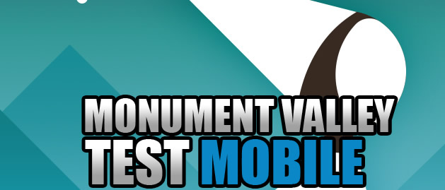 Test de monument vally app