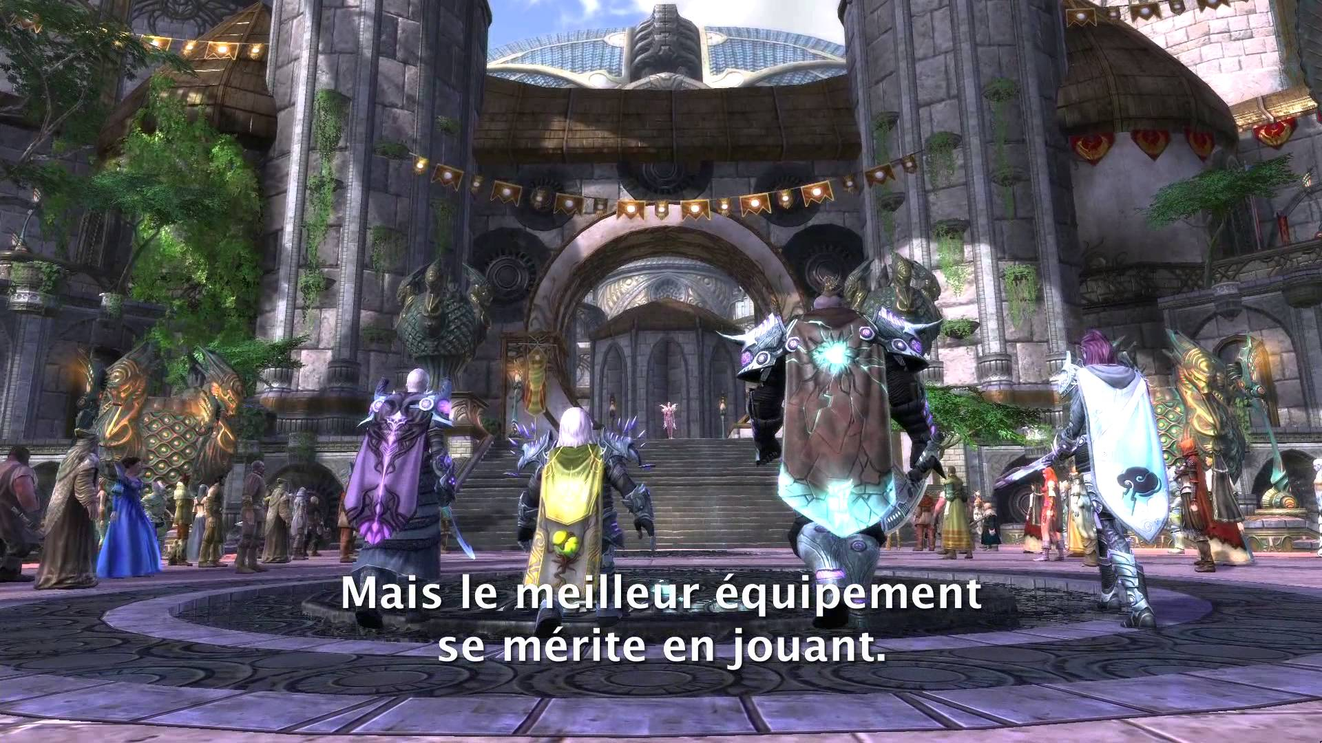 RIFT &#8211; Bande-annonce du passage F2P